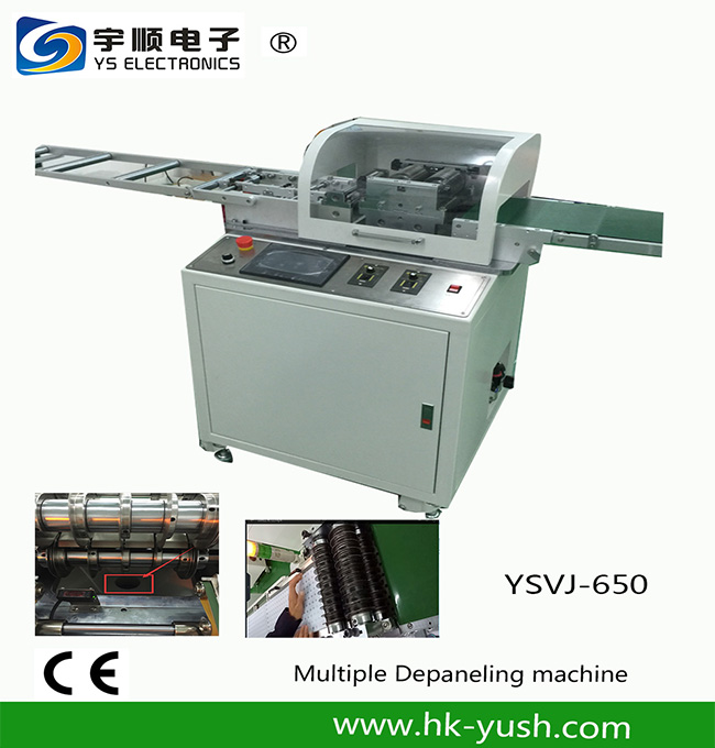 Factory direct pcb board Depaneling machine,aluminum plate,T5 T8 light bar. Multi Tool Depaneling machine,automatic Depanel