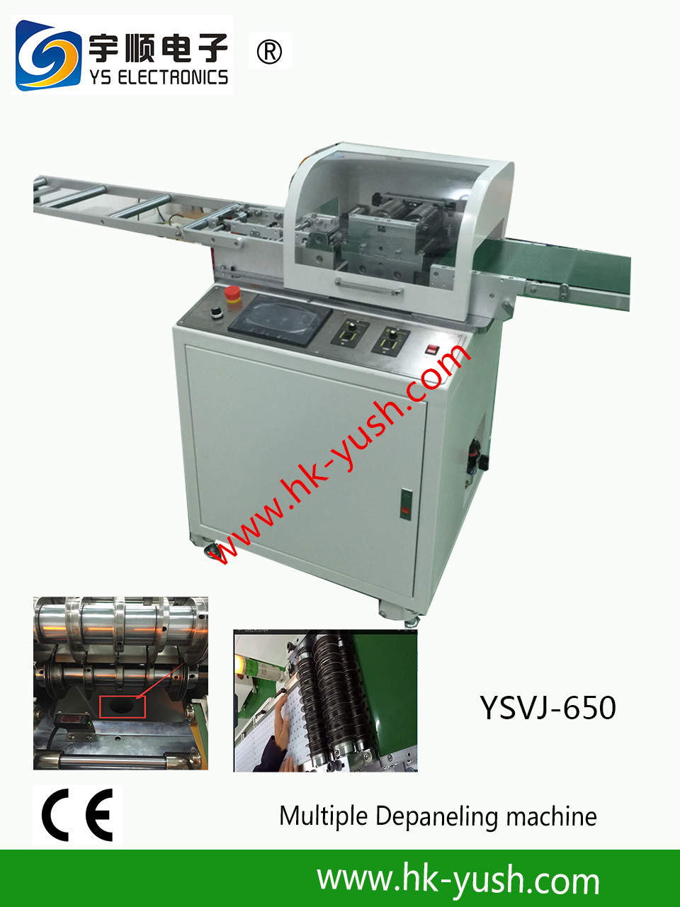 PCB printed circuit board de-panelling machine, prototype pcb board de-panelling machine-Buy V Cut Pcb Depaneling,Pcb V Cut Machine,Pcb Making Machine Product on pcbcutting.com