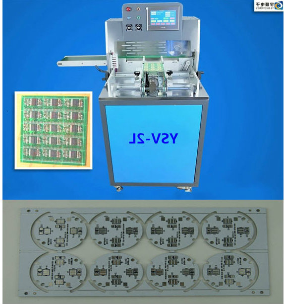 Economic pcb depaneling machine buy All Speed Control By Human