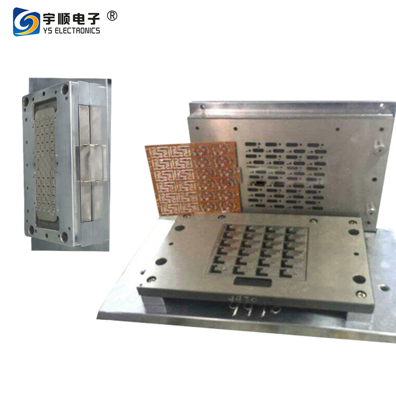 High-precision pcb mold