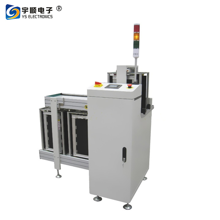 SMT PCB Magazine Loader Machine for Electronic Assembling Line/Automatic SMT assembly line PCB Magazine Loader