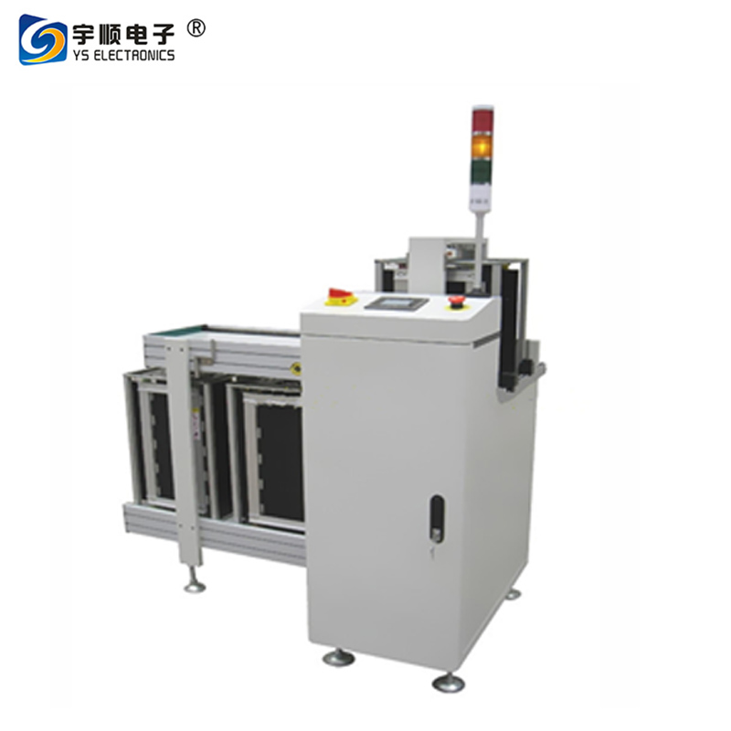 China supplier PCB Magazine loader for SMT assemby line/PCB loader equipment for pick and place machine