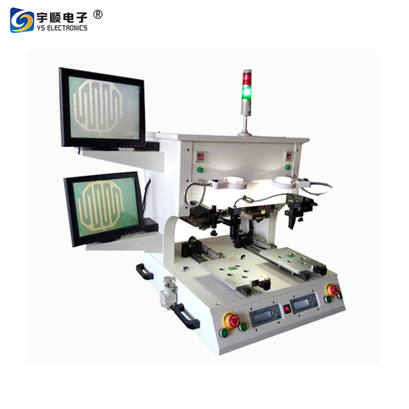 Double Platform Welding machine - Double Platform Welding machine Manufacturers, Suppliers and Exporters on pcbcutting.com Electronics Production Machinery-YSPD-3A