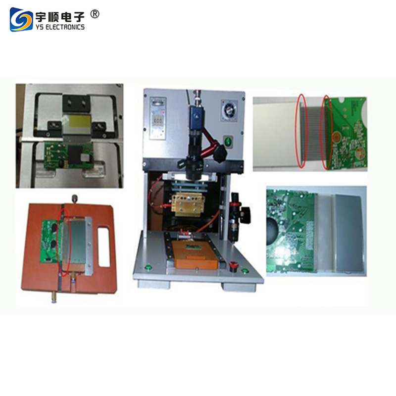 Pcb Welding Machine Bonding Machine - Pcb Welding Machine Bonding Machine Manufacturers, Suppliers and Exporters on pcbcutting.com Electronics Production Machinery-YSHP-1S