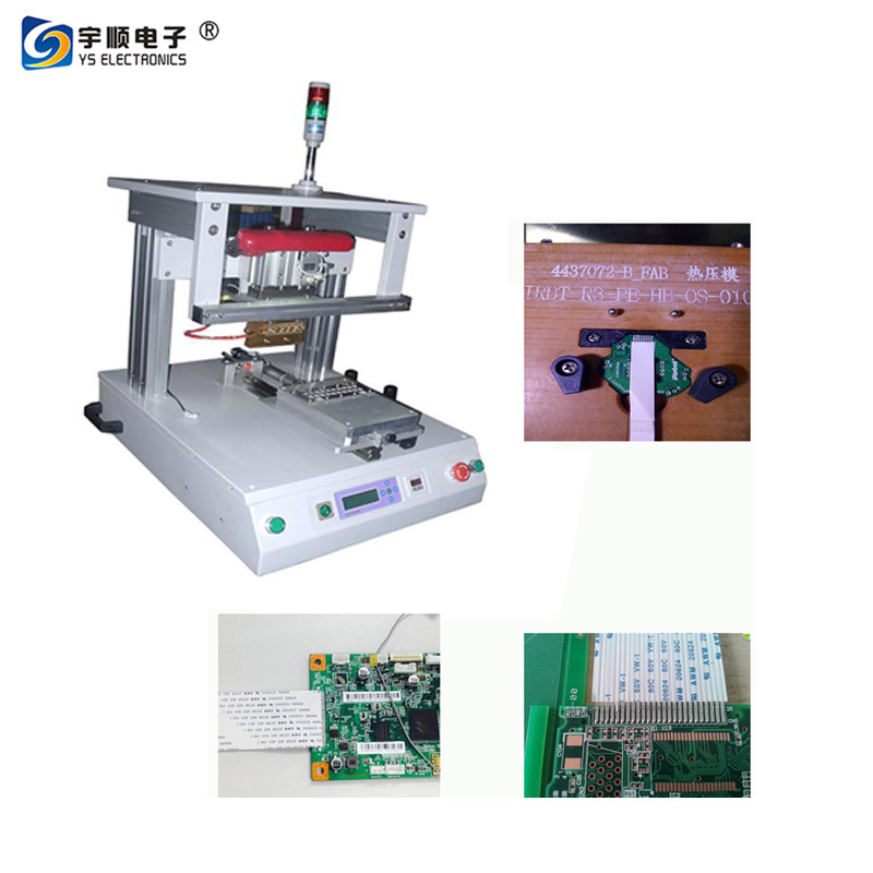 Hot bar Bonding machine - Hot bar Bonding machine Manufacturers, Suppliers and Exporters on pcbcutting.com Electronics Production Machinery-YSHP-1A