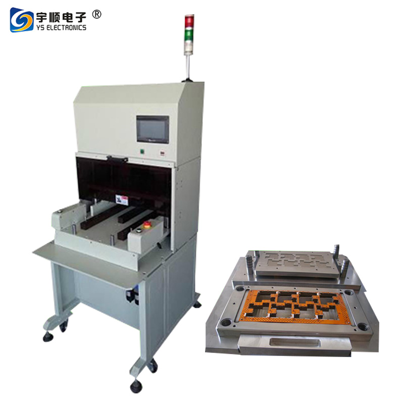Flexible Circuit Board Punching Machine Reliable - Flexible Circuit Board Punching Machine Reliable Manufacturers, Suppliers and Exporters on pcbcutting.com Electronics Production Machinery