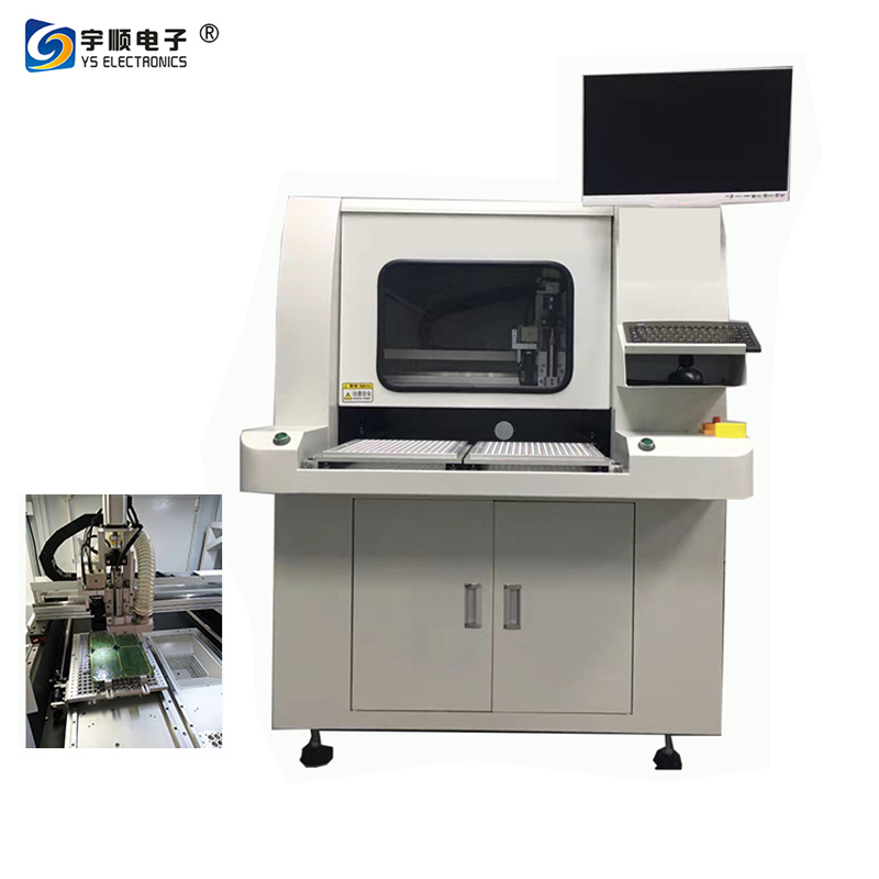 Buy PCB Router Machine YSVC-650 PCB Separator Printed Circuit Board