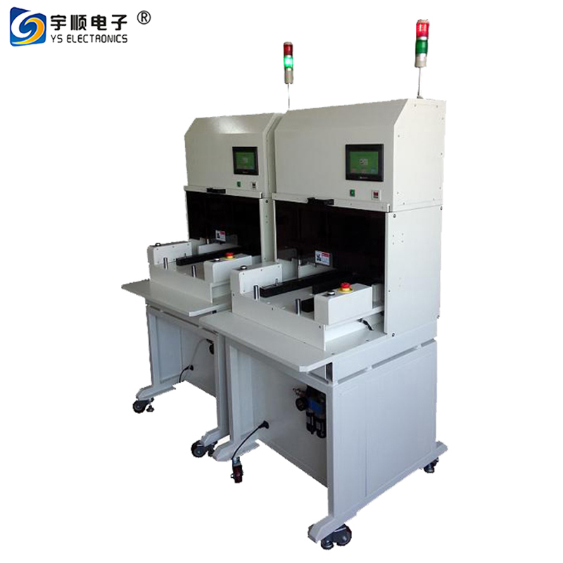 Automatic PCB Depaneling Machine LED Panel Separating High Speed Steel Manufacturer