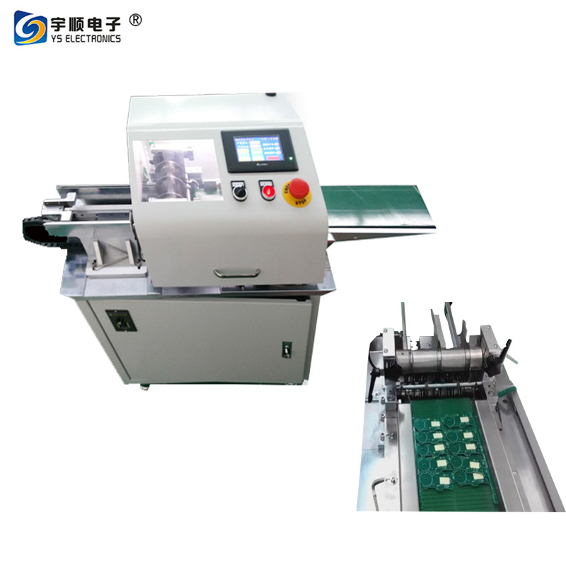 PCB High Precision Cutting Machine / PCB Assembly with Microgroove