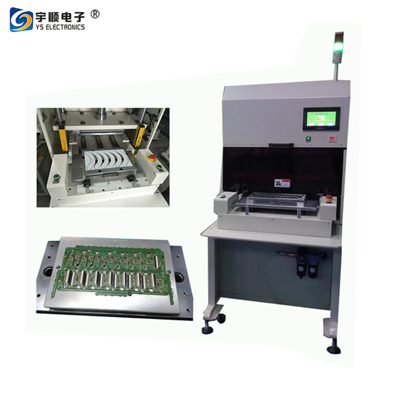 New Developed V Cut Pcb Depaneling Machine With Digital Display Manufacturer